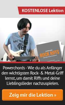 Powerchord Rock Riffs
