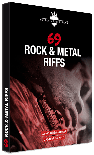 69 Rock & Metal Riffs