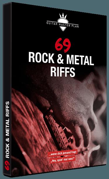 69 Rock Metal Riffs
