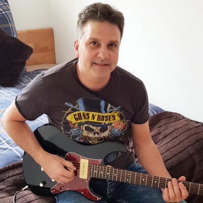 Guitar Master Plan Erfahrung Bernhard F