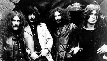 Rock & Metal Riff Masters Black Sabbath