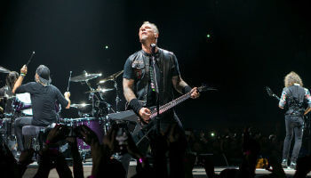 Rock & Metal Riff Masters Metallica