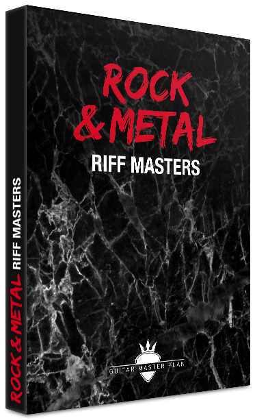 Rock & Metal Riff Masters