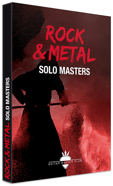 Rock & Metal Solo Masters