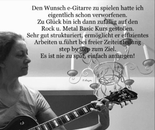 Guitar Master Plan Erfahrung Petra L