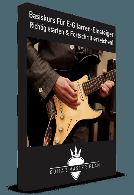 Guitar Master Plan Kostenlose Videoserie Kurs